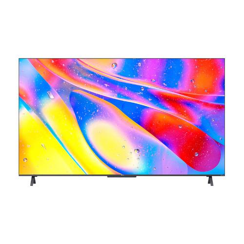 Фото - Телевизор Tcl 55C725, 55, QLED, Ultra HD 4K телевизор quantum dot tcl 55c725 54 6 2020 черный