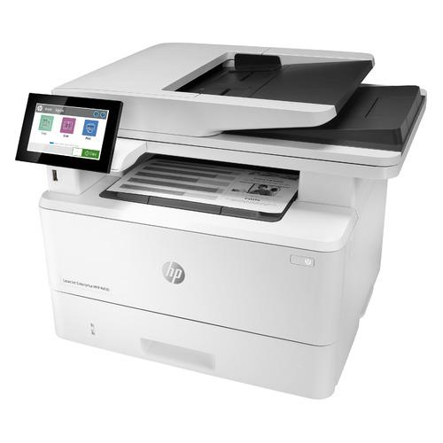 МФУ лазерный HP LaserJet Pro M430f, A4, лазерный, белый [3pz55a]