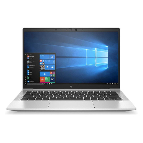"Ноутбук HP EliteBook 835 G7, 13.3"", AMD Ryzen 5 Pro 4650U 2.1ГГц, 16ГБ, 512ГБ SSD, AMD Radeon , Windows 10 Professional, 1J6M2EA, серебристый"