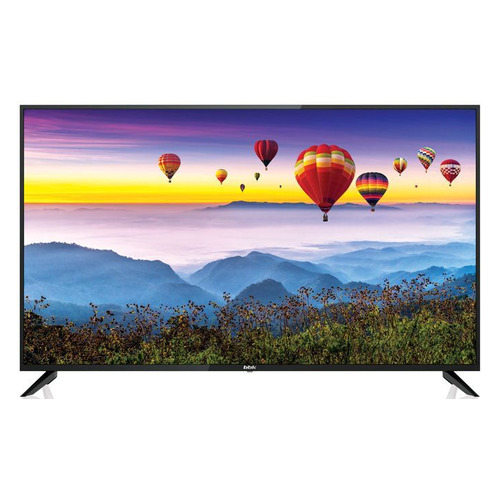 Телевизор BBK 55LEX-8172/UTS2C, 55, Ultra HD 4K телевизор xiaomi mi tv 4s 55 55 ultra hd 4k