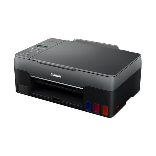 Фото - МФУ струйный CANON Pixma G3460, A4, цветной, струйный, черный [4468c009] принтер струйный canon pixma tr150 4167c027 a4 wifi usb черный в комплекте батерея