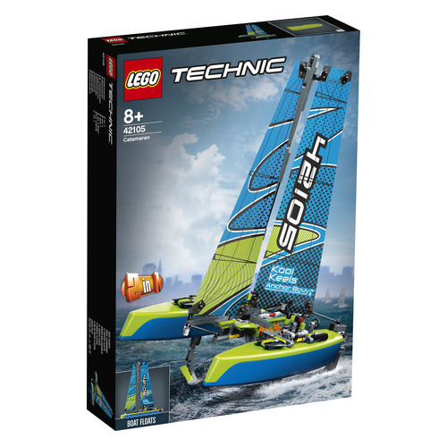 Конструктор Lego Technic Катамаран, 42105