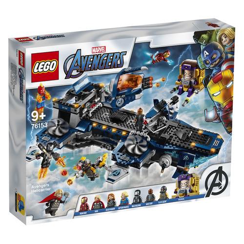 Конструктор Lego Super Heroes Геликарриер, 76153