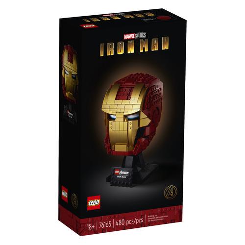 Конструктор LEGO Super Heroes Шлем Железного Человека, 76165
