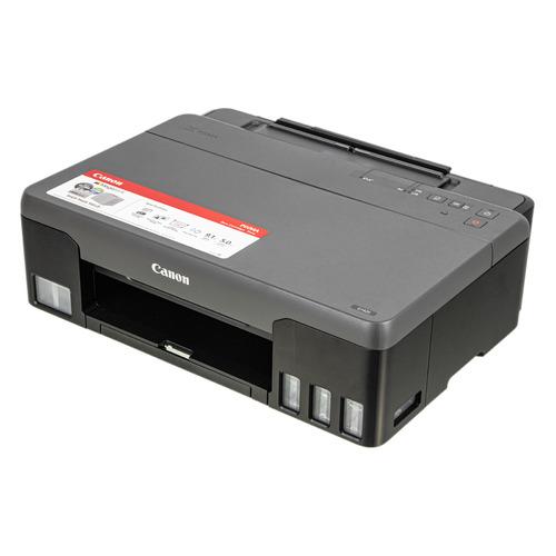 Фото - Принтер струйный CANON Pixma G1420, черный [4469c009] мфу струйный canon pixma g3460 a4 цветной струйный черный [4468c009]
