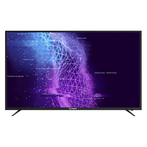 Фото - Телевизор IRBIS 55S01UD397B, 55, Ultra HD 4K irbis 32s31hd307b 32 черный