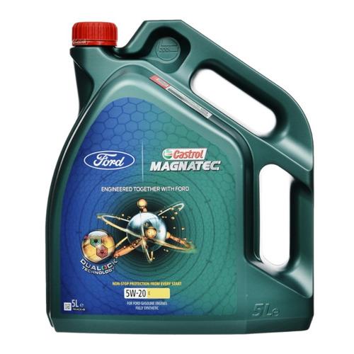 Моторное масло FORD Castrol Magnatec Professional E 5W-20 5л. синтетическое [15d633]