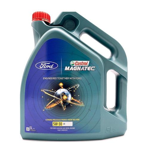 Моторное масло FORD Castrol Magnatec Professional A5 5W-30 5л. синтетическое [15d5e9]
