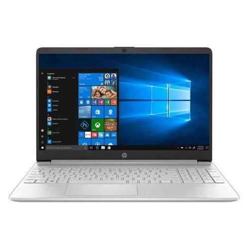 "Ноутбук HP 15s-fq3018ur, 15.6"", IPS, Intel Pentium Silver N6000 1.1ГГц, 8ГБ, 512ГБ SSD, Intel UHD Graphics , Windows 10, 3T790EA, серебристый"