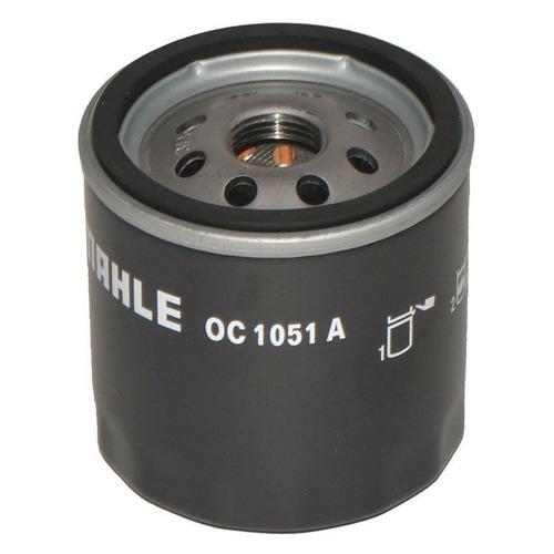 Фильтр масляный KNECHT/MAHLE OC1051A панельный фильтр knecht lx1586