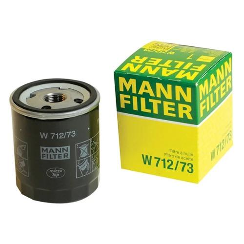 Фильтр масляный MANN-FILTER W 712/73