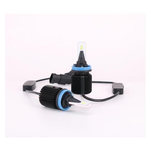 Лампа автомобильная светодиодная OSNOVALED Н11 5000К 20W, H11, 12/32В, 20Вт, 5000К, 2шт [н115000к20w]
