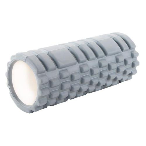 Ролик для йоги Bradex Туба ш.:14см серый (SF 0335)