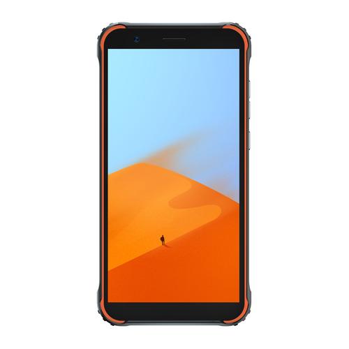 Смартфон BLACKVIEW 64Gb, BV4900 Pro, черный/оранжевый смартфон blackview bv4900 черный оранжевый