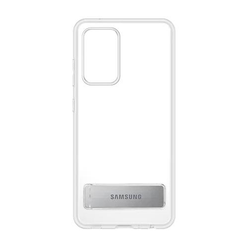 Чехол (клип-кейс) SAMSUNG Clear Standing Cover, для Samsung Galaxy A52, прозрачный [ef-ja525ctegru]