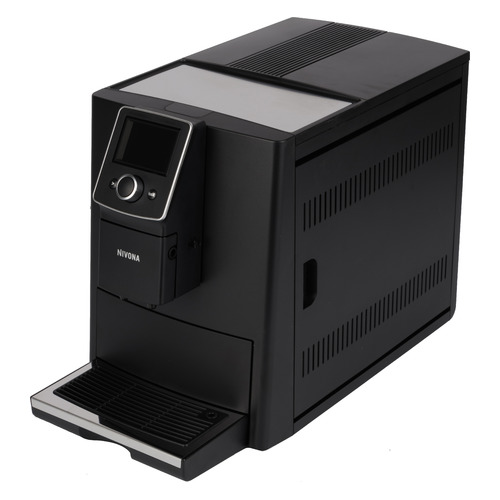 coffee machine nivona caferomatica nicr 1030 Кофемашина Nivona CafeRomatica NICR 820, черный/серебристый