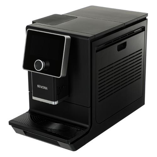 coffee machine nivona caferomatica nicr 1030 Кофемашина Nivona CafeRomatica NICR 960, черный/серебристый