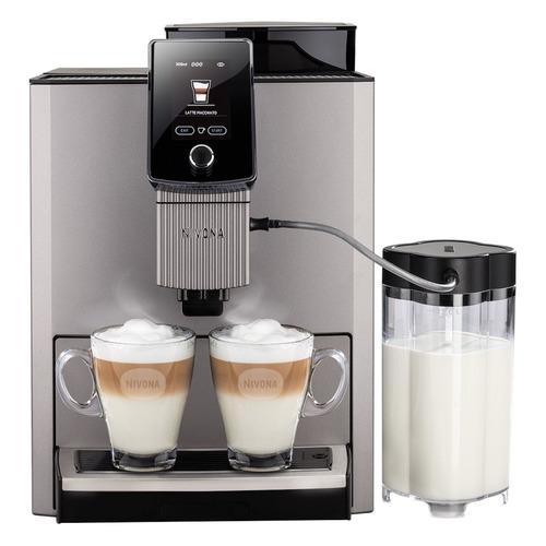coffee machine nivona caferomatica nicr 1030 Кофемашина Nivona CafeRomatica NICR 1040, титановый/черный
