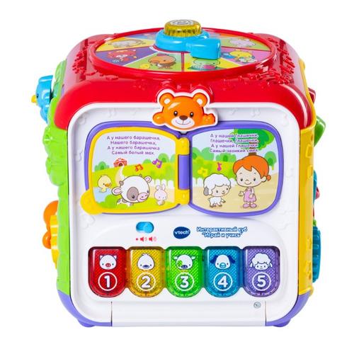 Интерактивная игрушка VTECH Интерактивный куб