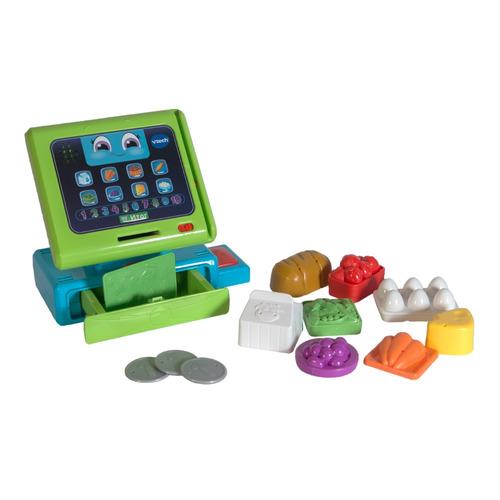 Интерактивная игрушка Vtech Моя интерактивная касса [80-81673r]