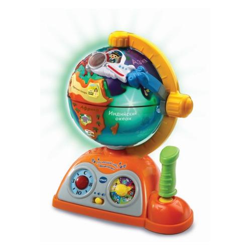 Интерактивная игрушка VTECH Обучающий глобус Яркий полёт [80-197826]