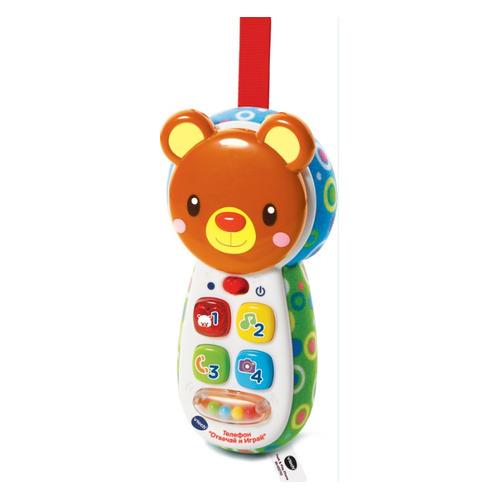 Интерактивная игрушка VTECH Телефон Отвечай и играй [80-502726]