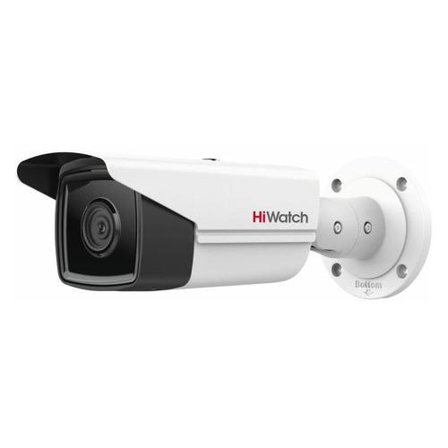 Видеокамера IP HIWATCH IPC-B522-G2/4I (6mm), 1080p, 6 мм, белый