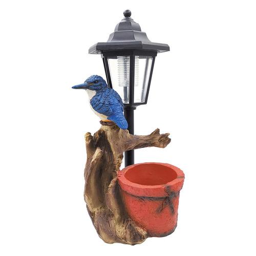 Светильник садовый ЧУДЕСНЫЙ САД 620 Зимородок, наземный