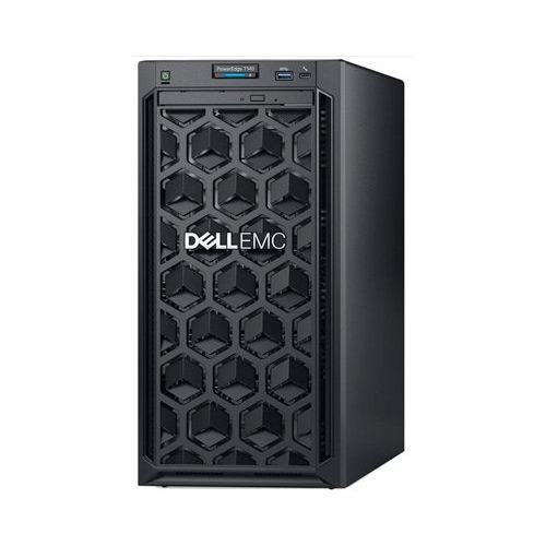 Фото - Сервер Dell PowerEdge T140 1xE-2224 1x8Gb 1RUD x4 1x4Tb 7.2K 3.5 NLSAS H330 FH iD9Ex 1G 2P 1x365W 3 сервер dell poweredge r340 1xe 2174g 1x16gbud x8 1x1 2tb 10k 2 5 sas rw h330 id9ex 1g 2p 1x350w 3y
