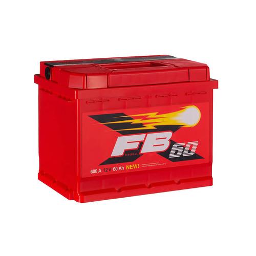 Аккумулятор автомобильный FB 6СТ-60VLR 60Ач 600A