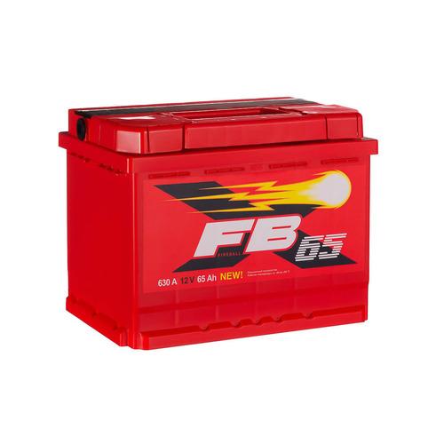Аккумулятор автомобильный FB 6СТ-65VLR 65Ач 630A