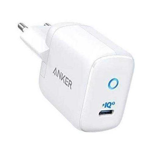 Сетевое зарядное устройство ANKER PowerPort Atom, USB type-C, 2A, белый сетевое зарядное устройство anker powerport atom iii duo 60w usb с x 2 белый