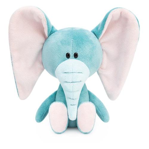 Мягкая игрушка Budi Basa Слониха Симба (SA15-31) голубой 9см (3+)