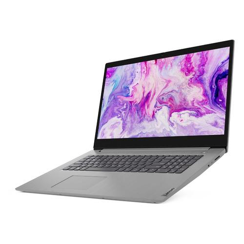 """Ноутбук Lenovo IdeaPad 3 17ADA05, 17.3"""", AMD Athlon Gold 3150U 2.4ГГц, 4ГБ, 256ГБ SSD, AMD Radeon , noOS, 81W2008XRK, серый"""