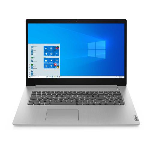"""Ноутбук Lenovo IdeaPad 3 17ADA05, 17.3"""", AMD Athlon Gold 3150U 2.4ГГц, 4ГБ, 128ГБ SSD, AMD Radeon , Windows 10, 81W20091RU, серый"""