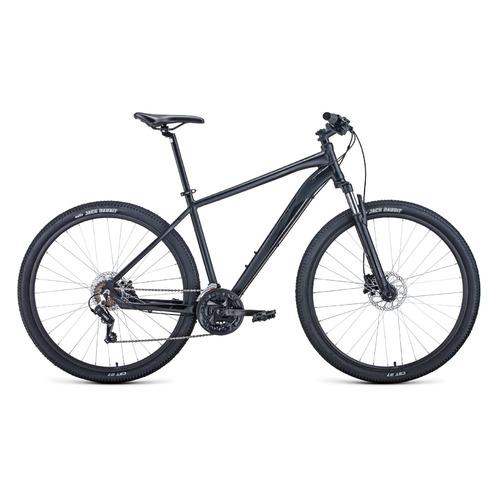 Велосипед Forward Apache 29 3.2 disc (2021) горный рам.:21