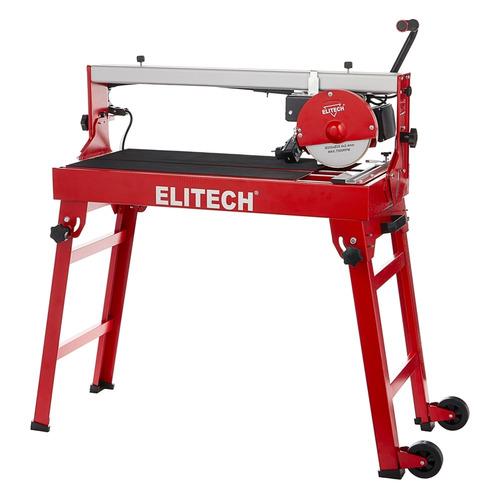 Плиткорез электрический Elitech ПЭ 800/62Р 800Вт красный 177157