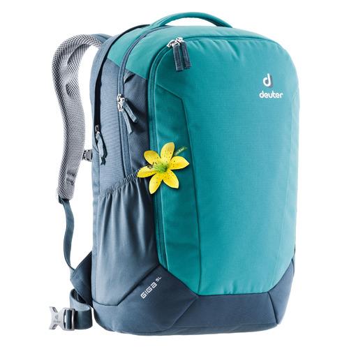 Фото - Рюкзак Deuter GIGA SL (3821121_3325) 32x48x18см 28л. 0.96кг. синий/бирюзовый рюкзак вел deuter trans alpine 28 sl 2020 2021 жен 28л розовый 3205120 5563