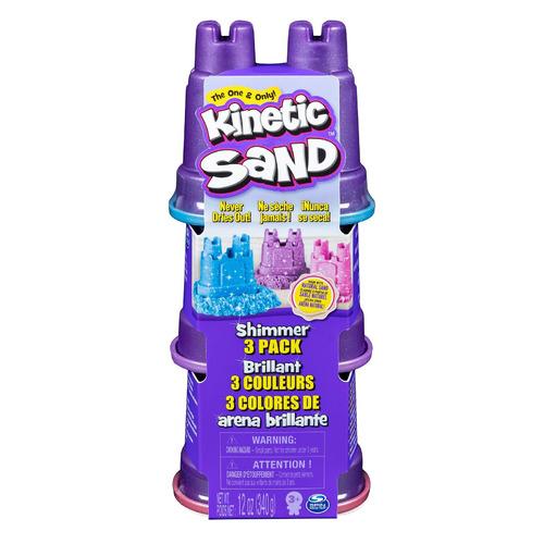 Набор для лепки Kinetic Sand Мерцание (6053520)