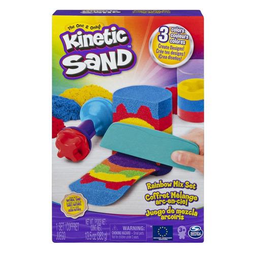 Набор для лепки Kinetic Sand Радуга (6053691)