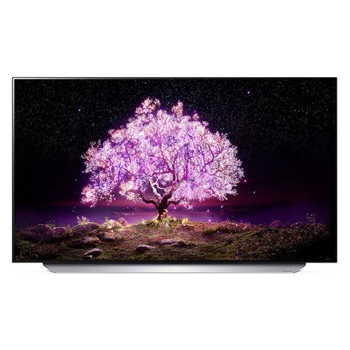 Фото - Телевизор LG OLED48C1RLA, 48, OLED, Ultra HD 4K телевизор lg oled48cxrla 48 oled ultra hd 4k