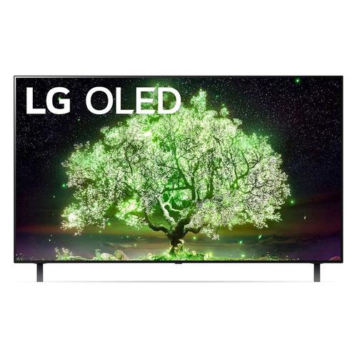 Фото - Телевизор LG OLED55A1RLA, 55, OLED, Ultra HD 4K телевизор lg oled48cxrla 48 oled ultra hd 4k