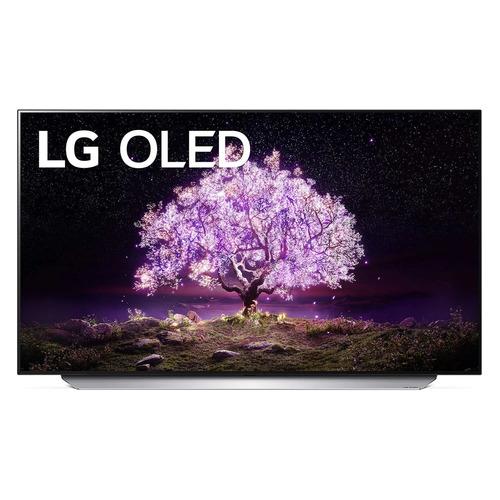 Фото - Телевизор LG OLED55C1RLA, 55, OLED, Ultra HD 4K телевизор lg oled48cxrla 48 oled ultra hd 4k