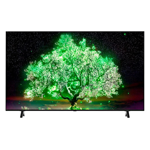 Фото - Телевизор LG OLED65A1RLA, 65, OLED, Ultra HD 4K телевизор lg oled48cxrla 48 oled ultra hd 4k