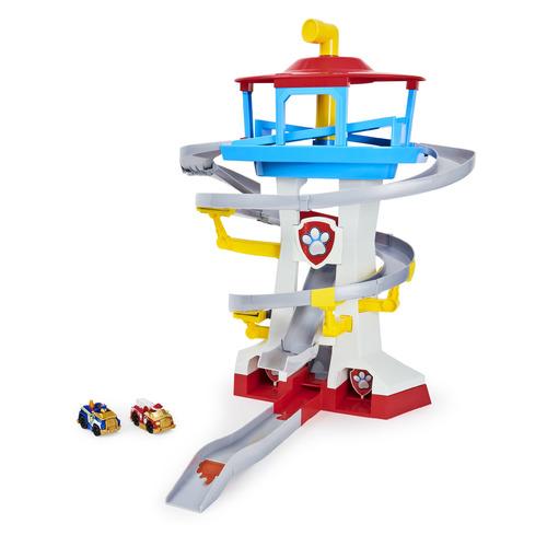 Игровой набор PAW PATROL Тру Метал Спасательная станция [6058281]