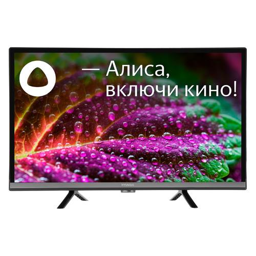 Фото - Телевизор Hyundai H-LED24FS5001, 24, HD READY led телевизор витязь 32lh1204 hd ready