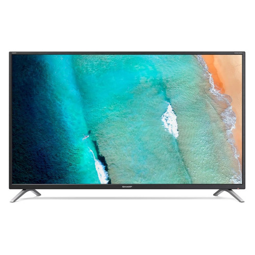 Фото - Телевизор SHARP 43BL2EA, Ultra HD 4K телевизор tcl l55p8us 55 ultra hd 4k