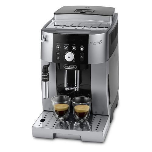 Кофемашина DELONGHI Magnifica Smart ECAM250.23.SB, черный/серебристый