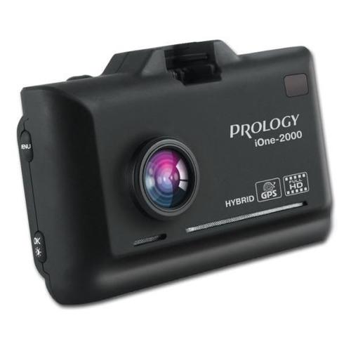 Видеорегистратор с радар-детектором Prology iOne-2000, GPS, ГЛОНАСС недорого