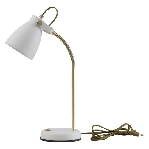 Светильник настольный ARTSTYLE HT-703W, на подставке, 60Вт, белый